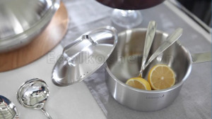 cách để có món ngon với Bộ nồi Edelkochen plus - 132867
